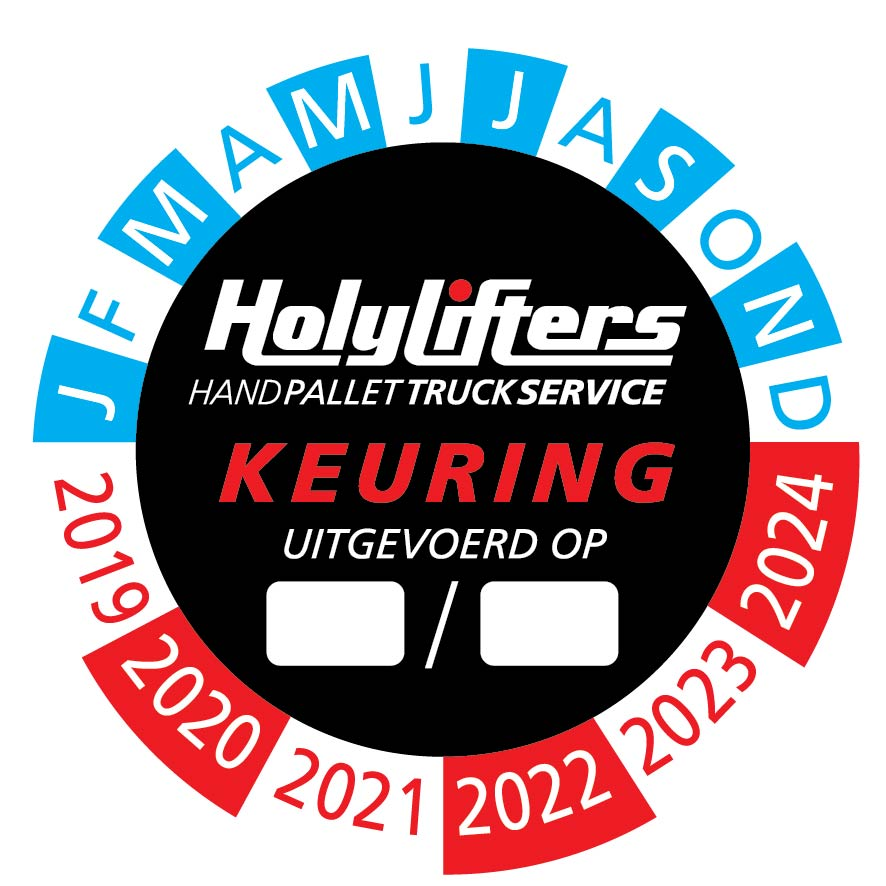 keuring holylifters